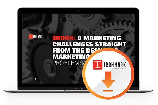 Marketing VP Challenges | Ironmark, Annapolis Junction, MD