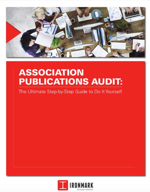 Association publications audit guide